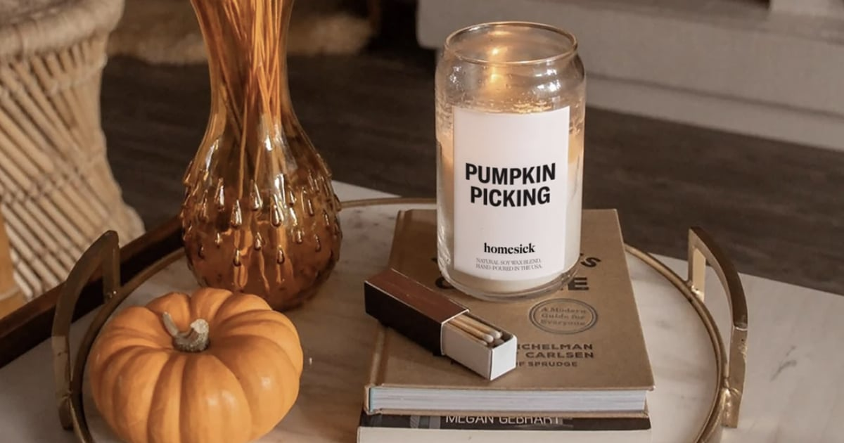 These Are the Best Fall-Inspired Candles of 2020, and Wow, Do They Smell Good