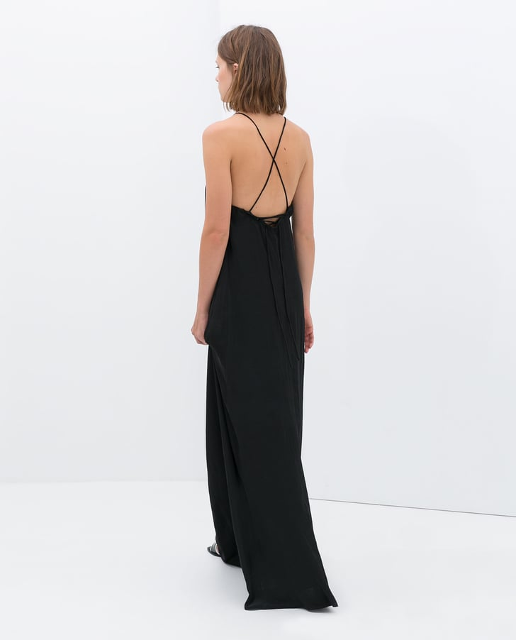 zara backless dress 60 best pieces at zara may 7 2014 popsugar fashion photo 8. Black Bedroom Furniture Sets. Home Design Ideas