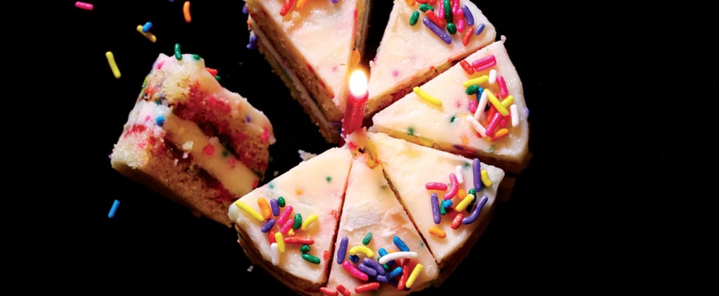 Mini Funfetti Cookie Cakes