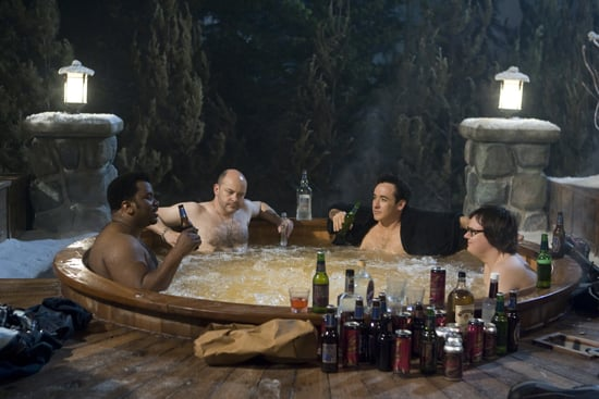 Review of Hot Tub Time Machine Starring John Cusack, Rob Corddry, Clark Duke, and Craig Robinson 2010-03-26 06:30:54