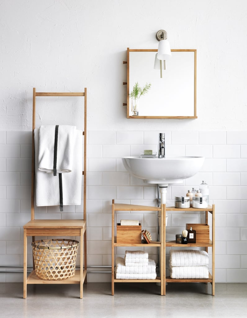 Best Ikea Furniture For Small Bathrooms | POPSUGAR Home