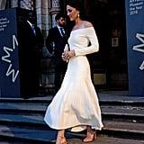 Kate Middleton's Off-the-Shoulder Dress | July 2016