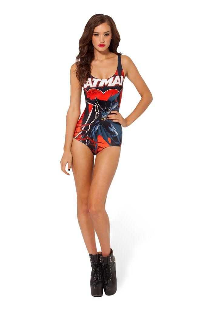 I am the Batman swimsuit ($87)
