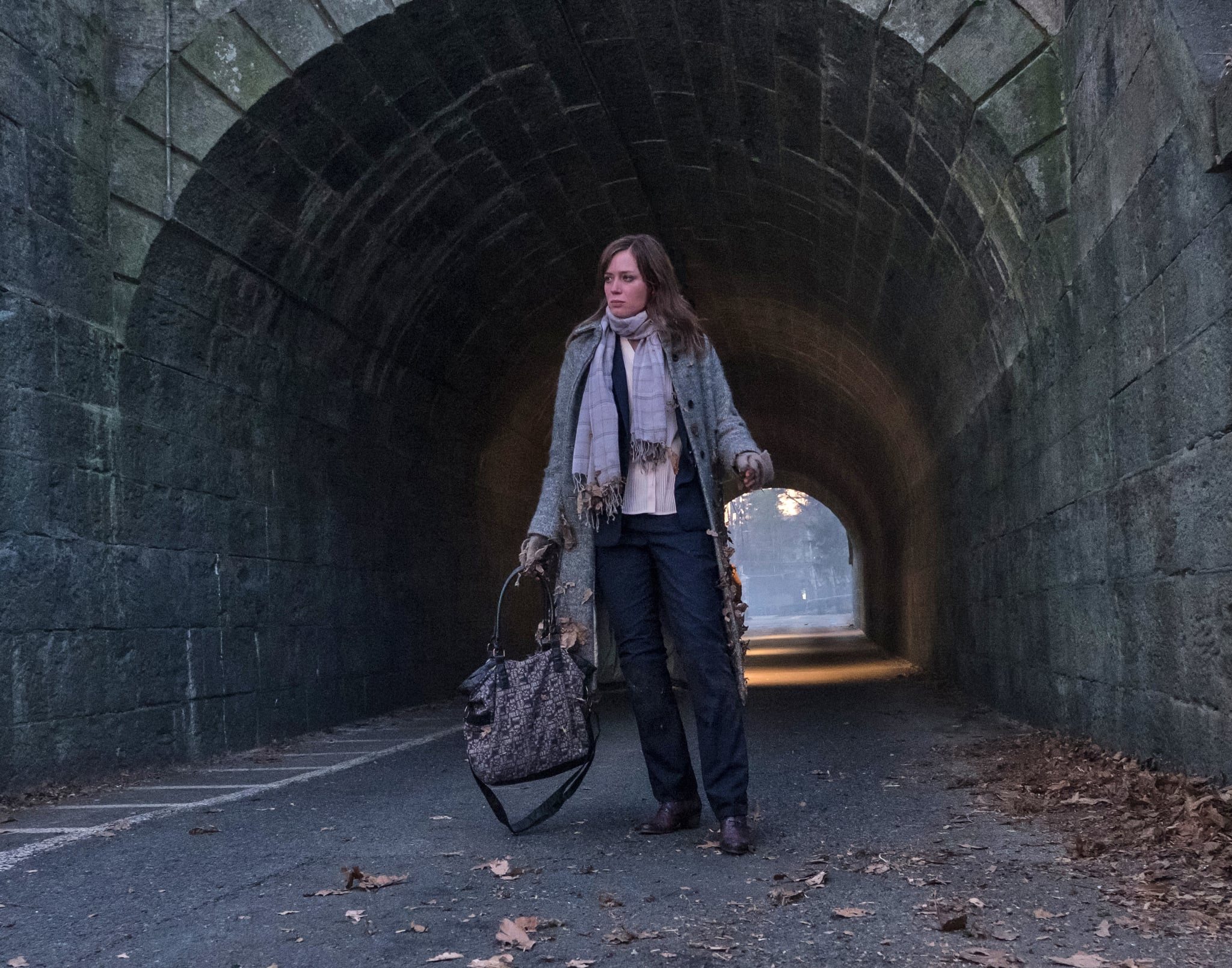 Anyone who's read The Girl on the Train knows the novel is set in London  and its surrounding suburbs, but for the big-screen adaptation, the setting  is ...