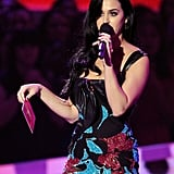 Katy Perry at the 2012 MTV VMAs.