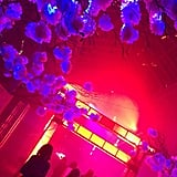 W welcomed us to Alexander Wang's spectacular party. Source: Instagram user wmagazine