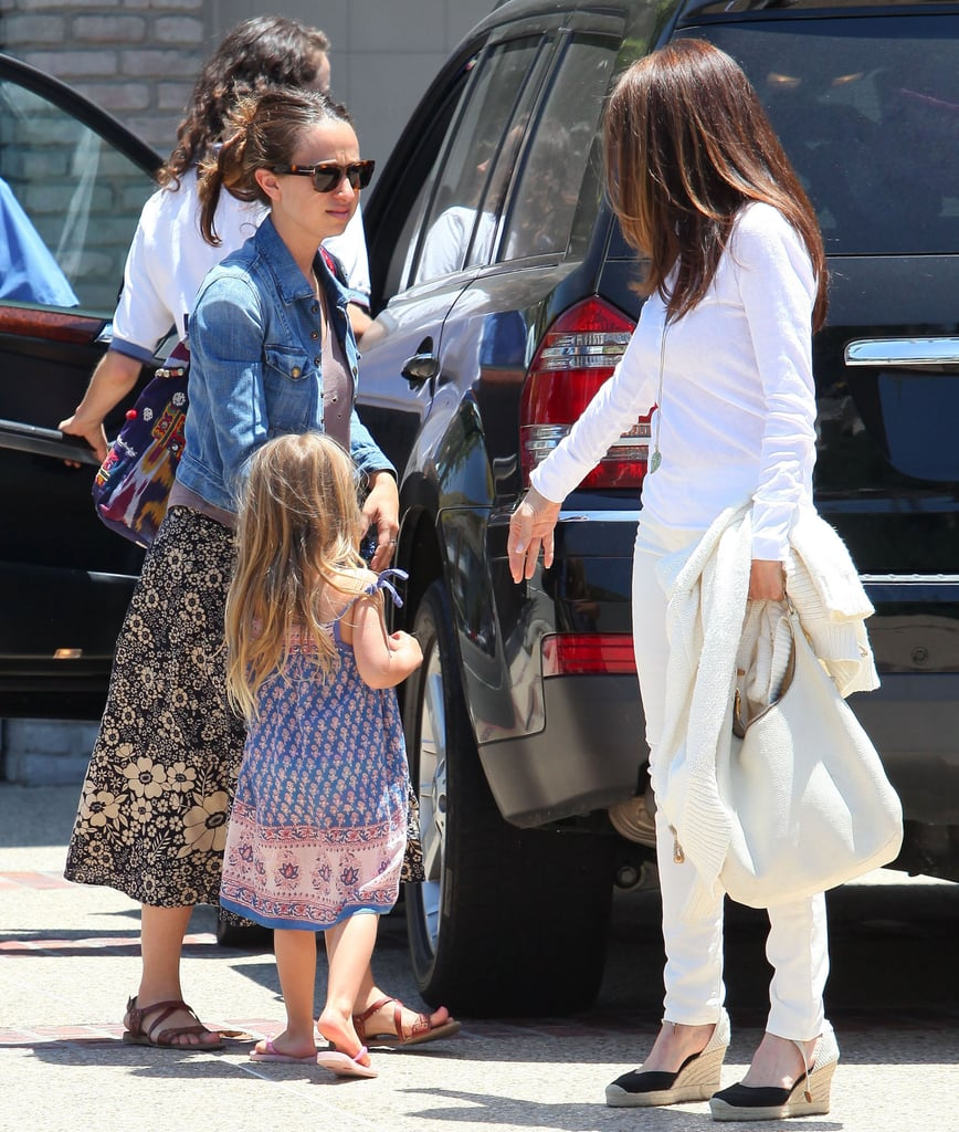 Tom Cruise, Diane Kruger, Courteney Cox, Gwen Stefani, and More Celebrate the Holiday at Joel Silver's Malibu Pad