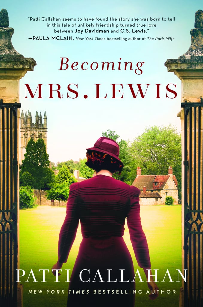 Becoming Mrs. Lewis by Patti Callahan Henry, out Oct. 2