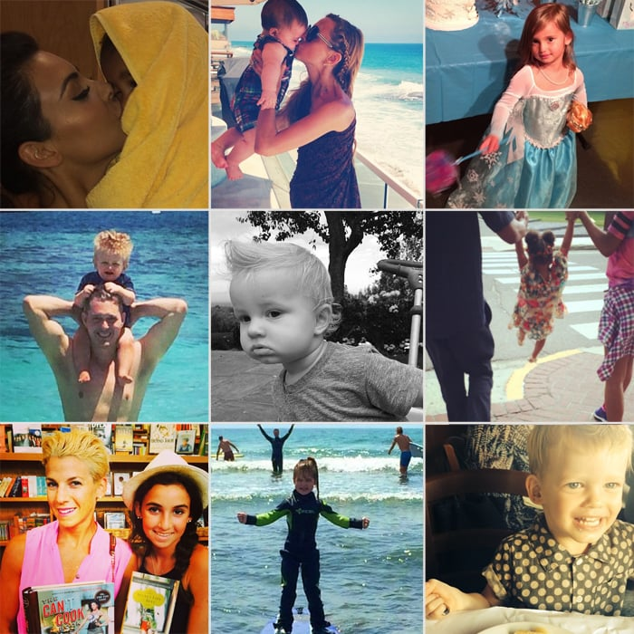 Jessica, Tiffani, Molly, and More Shared Sweet Snaps of Their Tots This Week!