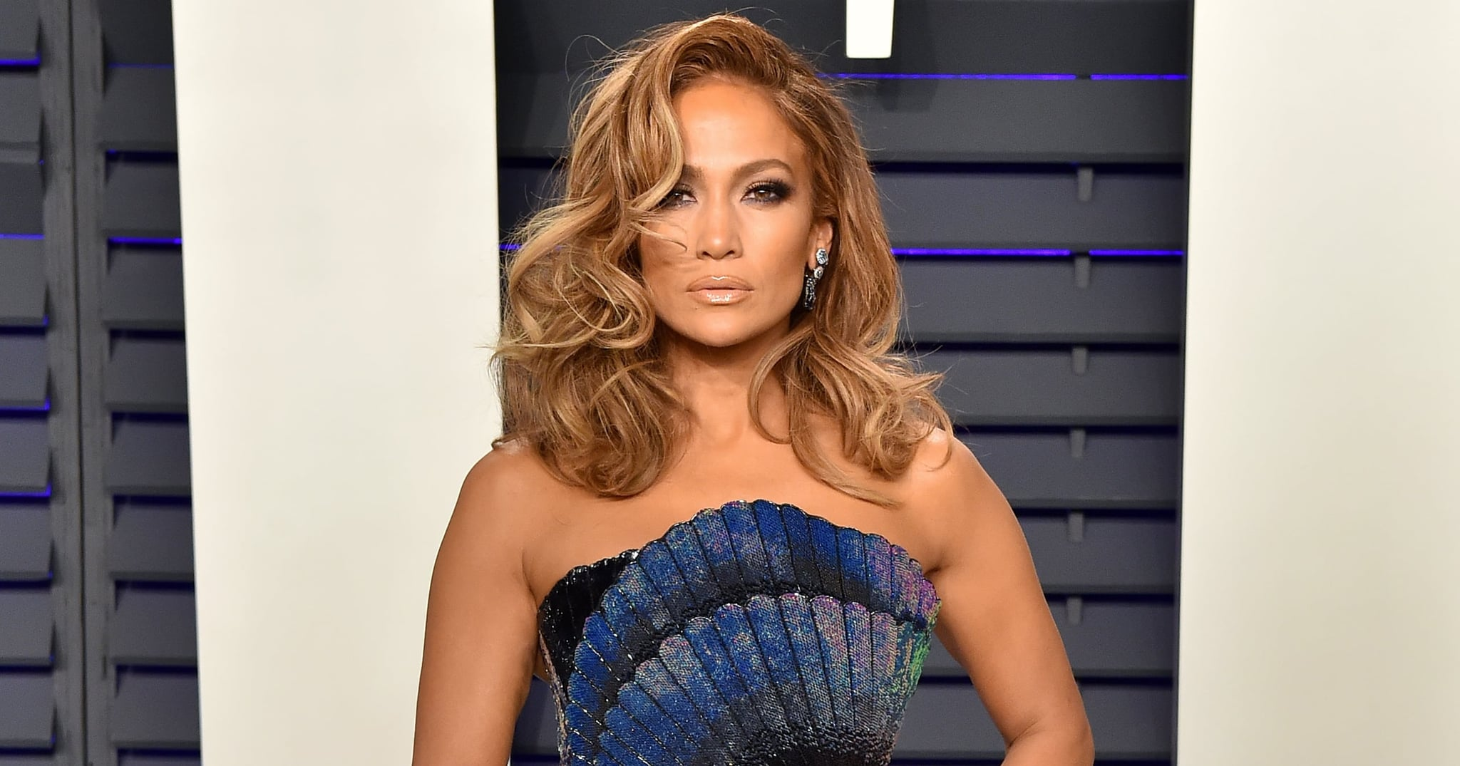 Jennifer Lopez Joins a Dance-Off at Magic Johnson's 60th Birthday Party