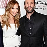 Jennifer Lopez Wears Bright White For a Night With Jason Statham