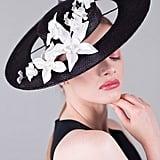 Sally-Ann Provan Naeva Boater Hat