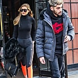 Gigi Hadid and Zayn Malik's Romance Is Almost Too Hot to Handle