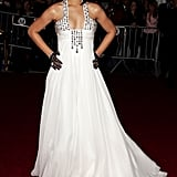 Rihanna Wearing Georges Chakra in 2007