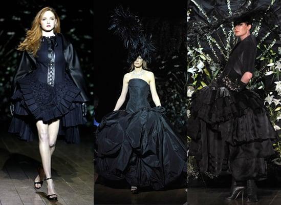 London Fashion Week A/W 2009: Qasimi