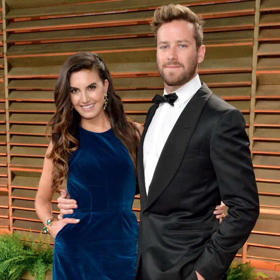 Armie Hammer and Elizabeth Chambers Welcome Baby Boy 2017