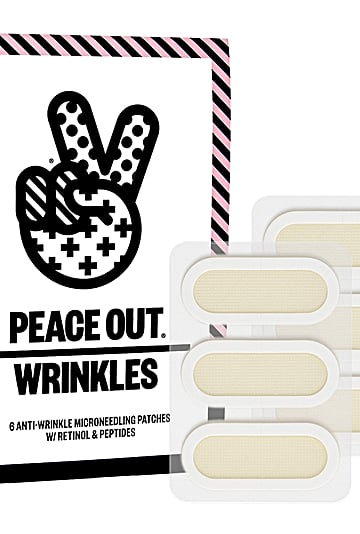 Peace Out Wrinkles Patches Review