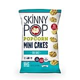 SkinnyPop Popcorn Mini Cakes With Sea Salt