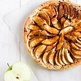 Vegan French Apple Tart