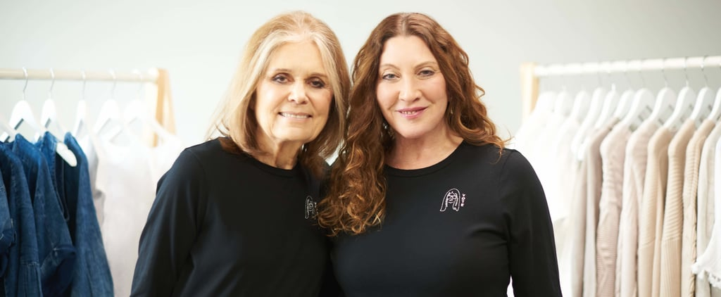Gloria Steinem x Michael Stars Voter Tees Collection
