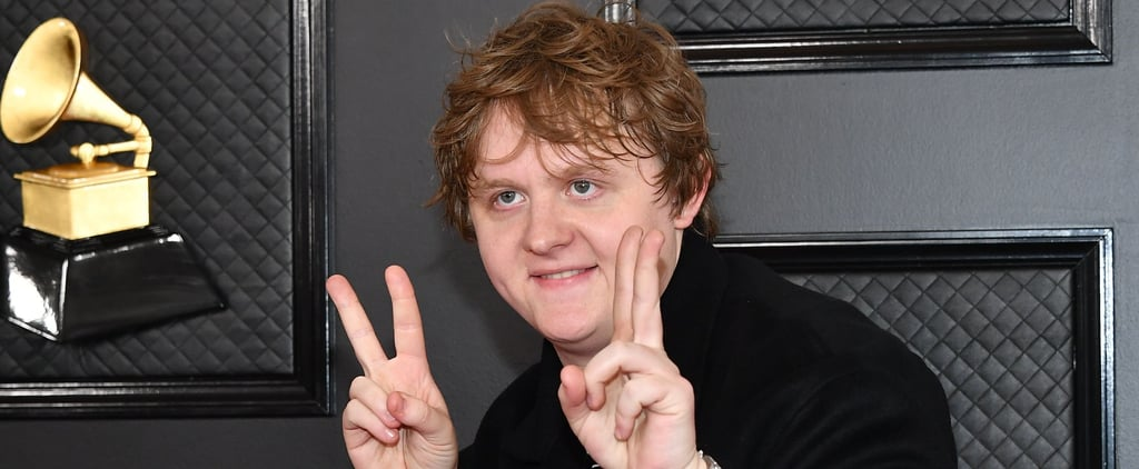 Lewis Capaldi Owned the Red Carpet at the 2020 Grammys