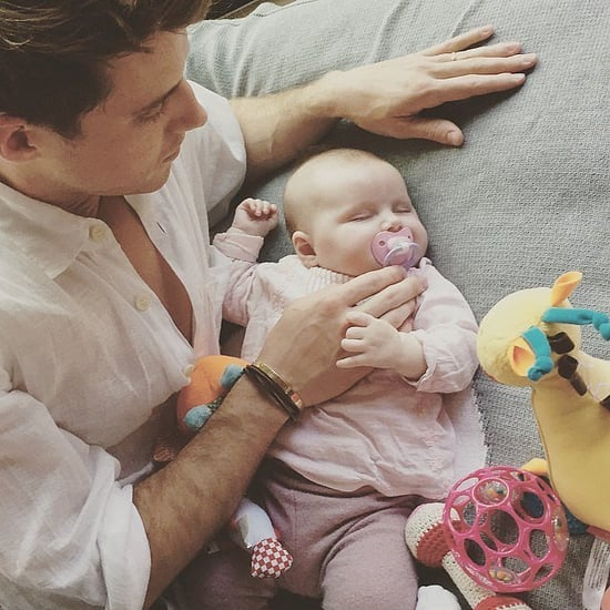 Nate Berkus and Jeremiah Brent Cute Family Instagram Pics