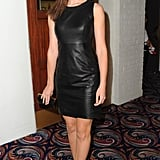 Emmy Rossum at the LA premiere of What's Your Number.