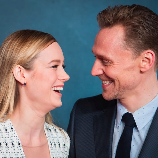 Cute Photos of Brie Larson and Tom Hiddleston
