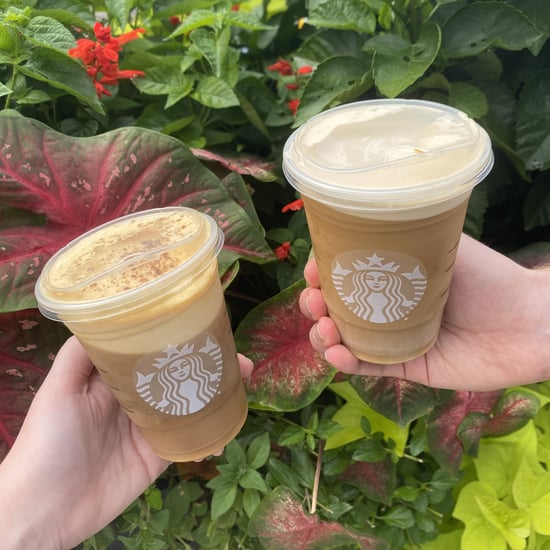 The Best Starbucks Nitro Cold Brew With Sweet Cream Flavors