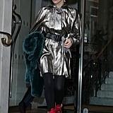 Lady Gaga Sexy Shoes