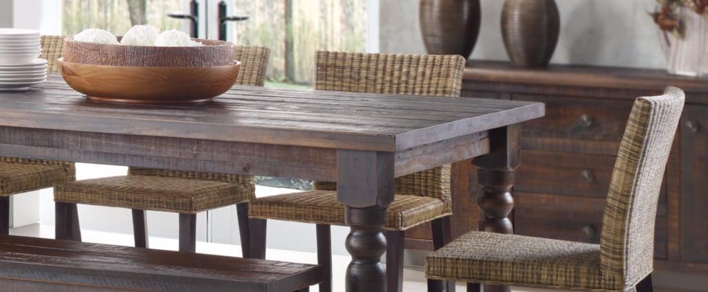 Rustic Tables