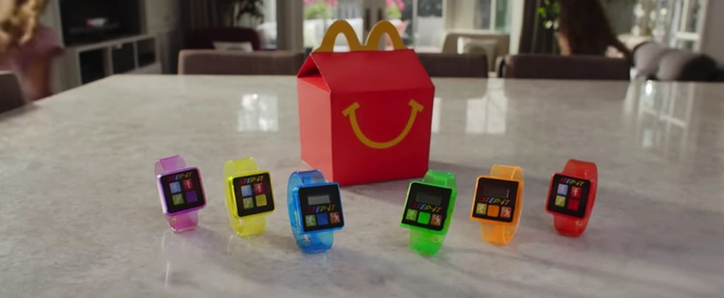 After Reports of Injuries, McDonald's Will No Longer Include Fitness Trackers in Its Happy Meals