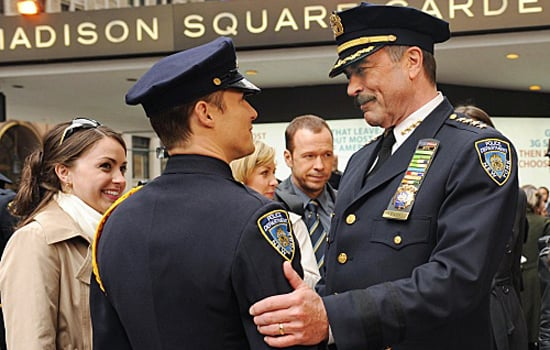 Photos From New CBS Show Blue Bloods