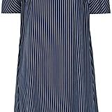 Gloria Coelho Striped Midi Dress