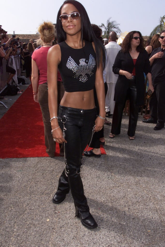Aaliyah's Best Outfits