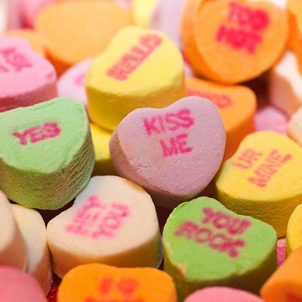 Do You Eat Conversation Hearts?