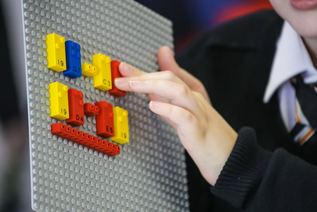 Lego Releasing Braille Bricks 2019