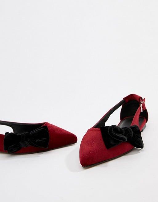 4d9b964c299 ASOS Lovelier Ballet Flats