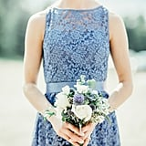 Dusty Blue Wedding Scheme