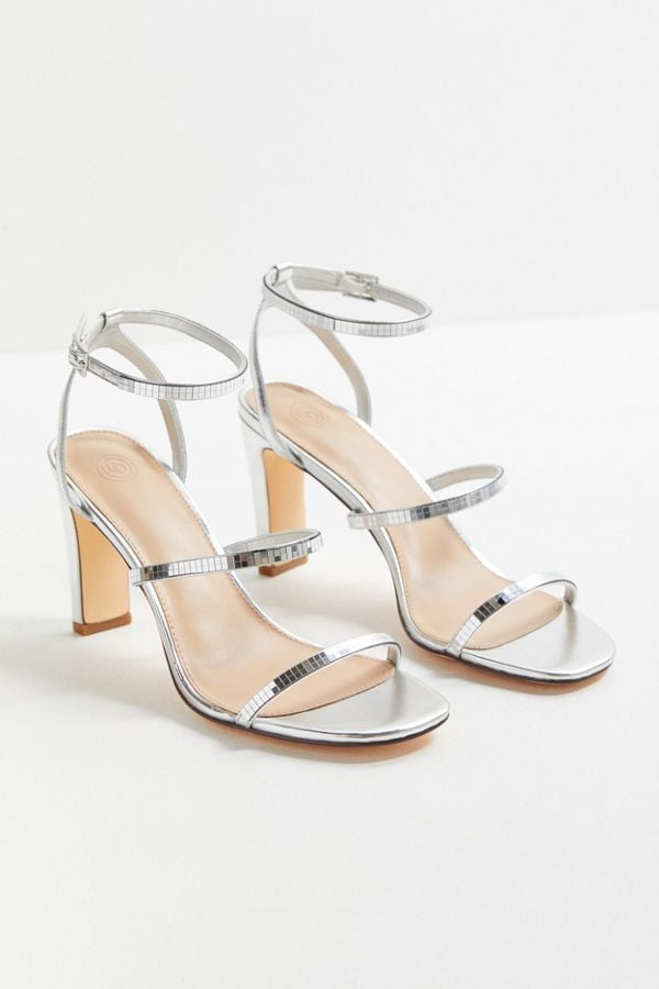 UO Piper Thin Strappy Heels