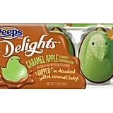 New: Peeps Caramel Apple Flavored Marshmallow Dipped in Salted Caramel Fudge ($2)