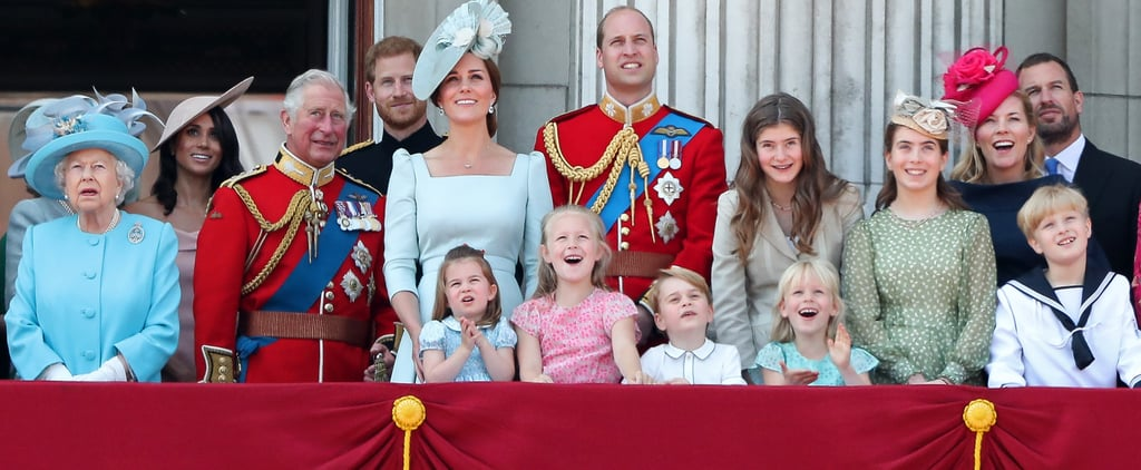 British Royal Family Quiz