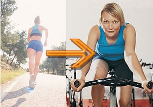 Bored With Running? Try a Spin Class