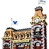 The Lego Disney Train Station