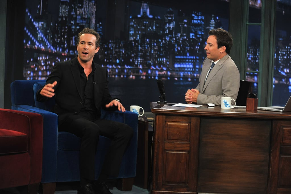 Ryan Reynolds recounted funny unknown facts about Jason Bateman.