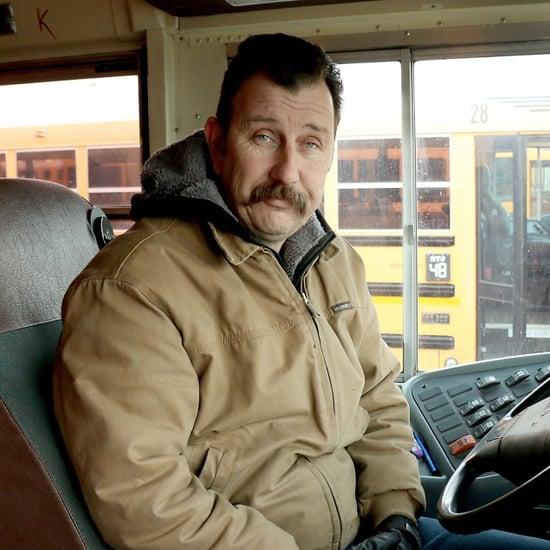 Bus Driver Buys Hats and Gloves For Students in Need
