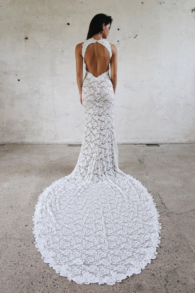 The Best-Selling Wedding Dress Is Now Available in a Naked Version