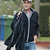 George Clooney Visits a Friend's LA Home | Pictures