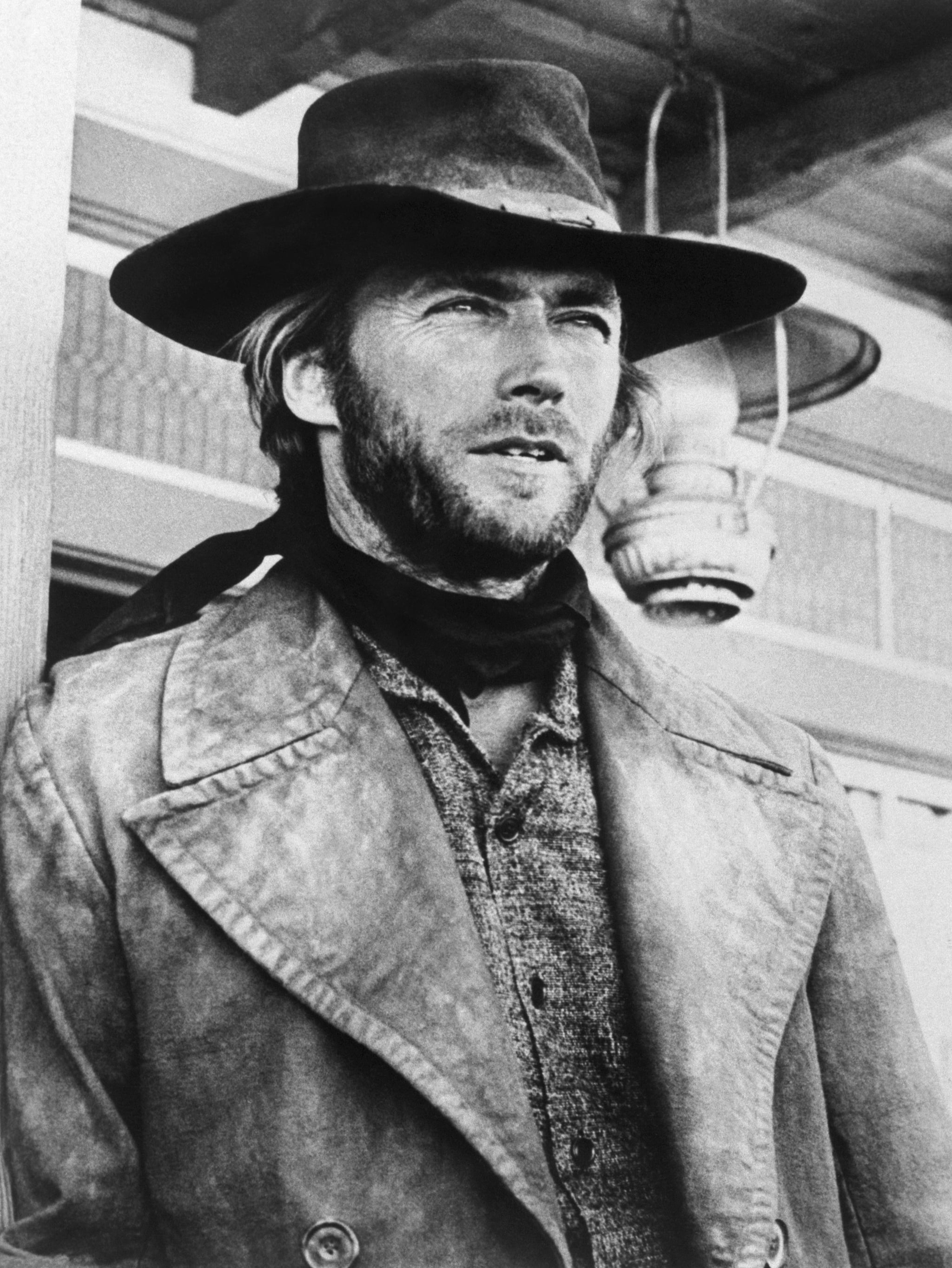 Celebrity & Entertainment | You Guys, Clint Eastwood Was a Stone ...