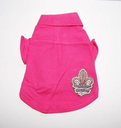 Juicy Couture Cotton Pique Polo Vivid ($40)